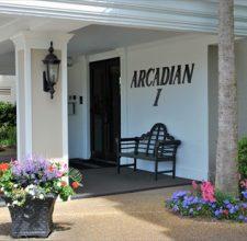 Arcadian I Entrance