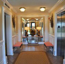 Arcadian Lobby